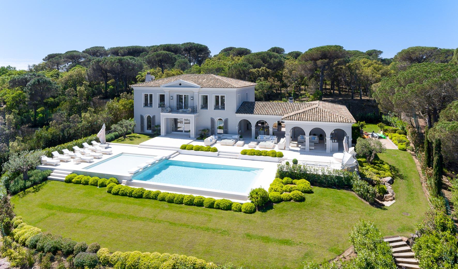 La Chamade villa overview image