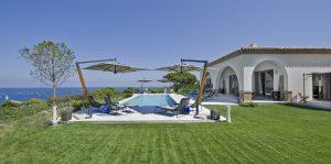 Peninsula villa overview image