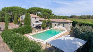 Belle Campagne villa overview image