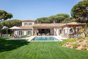 Agapé villa overview image