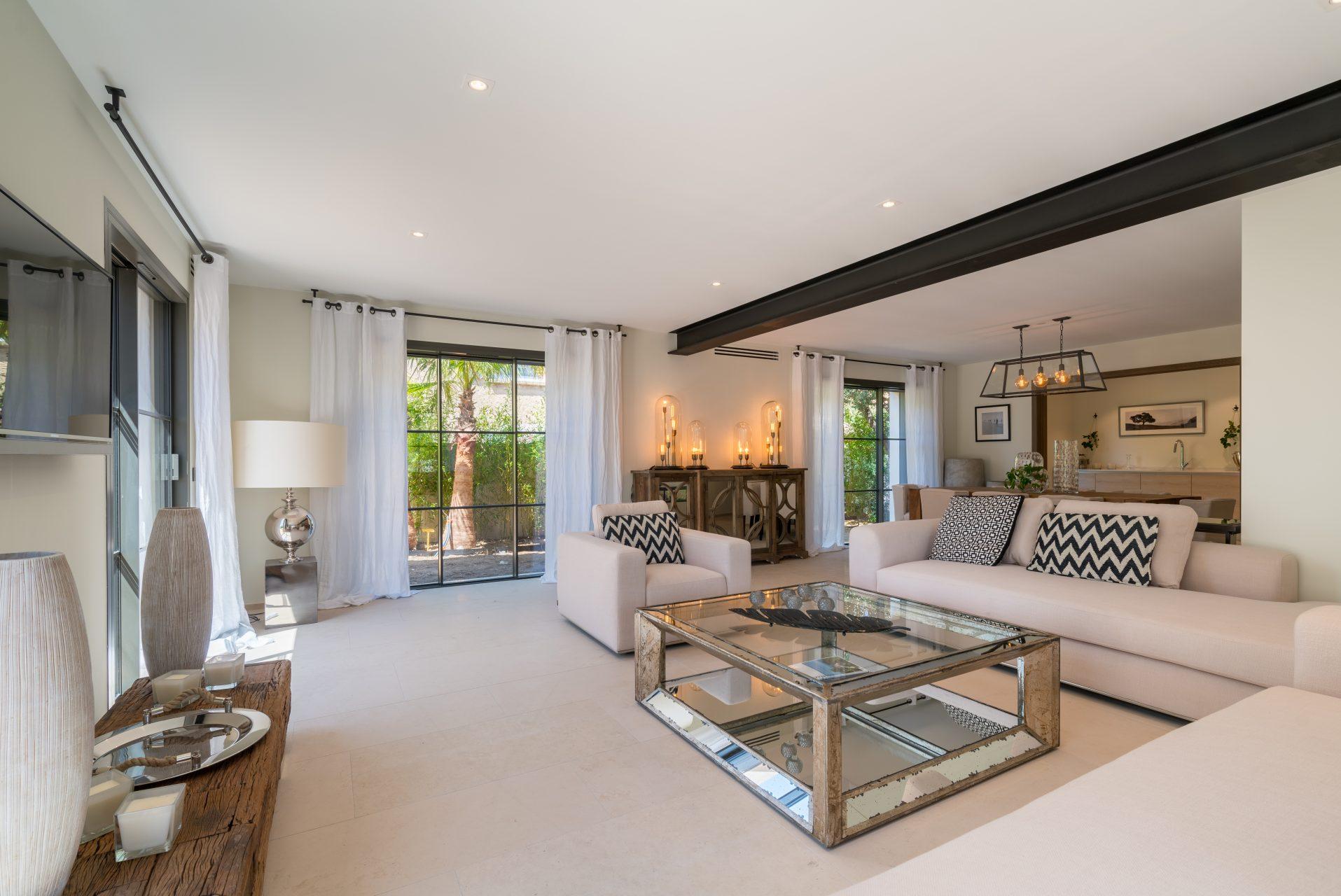 luksus villa til leie saint tropez strand-7