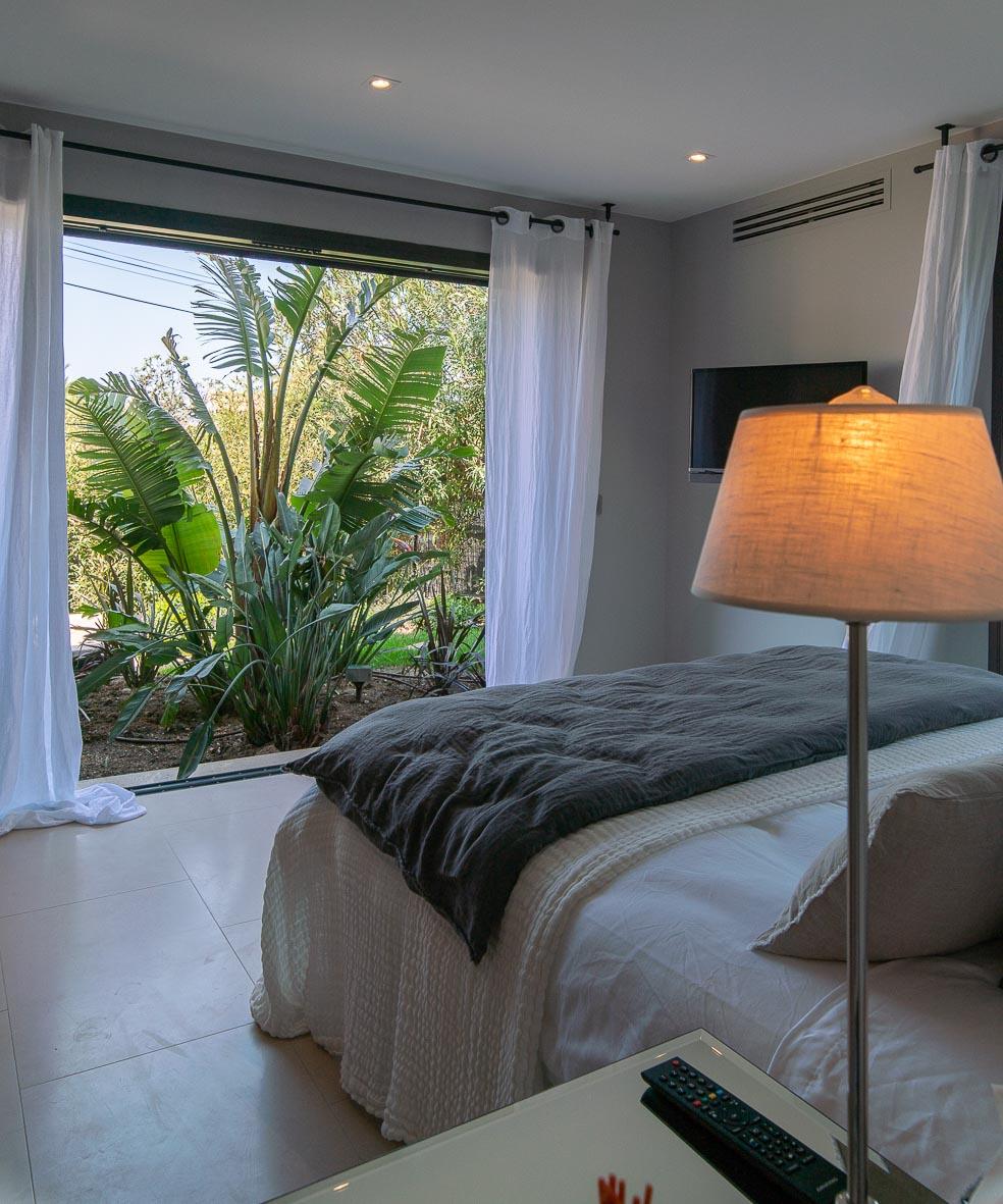 luksus villa til leie saint tropez strand18
