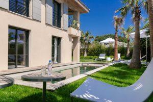 La Noria villa overview image