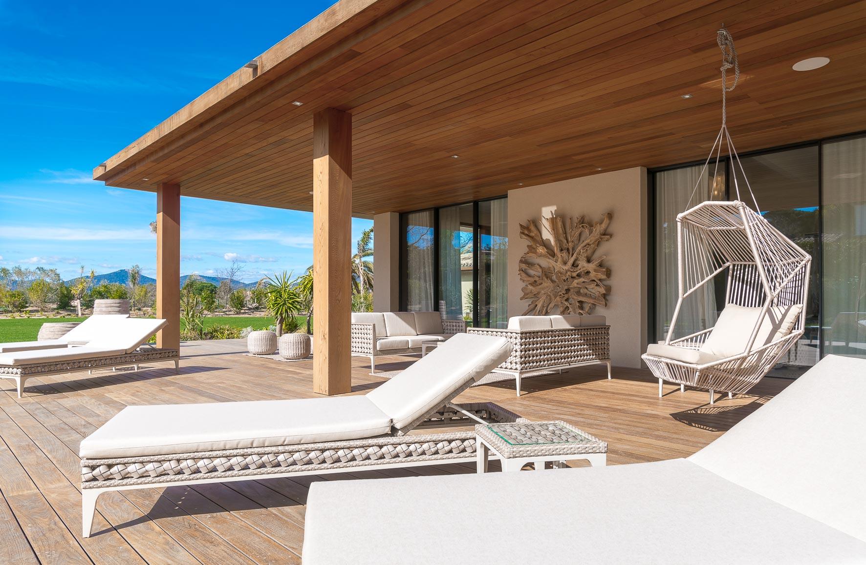 lyxig villa uthyrning stranden saint tropez -15