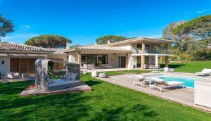 La Lézardière villa overview image