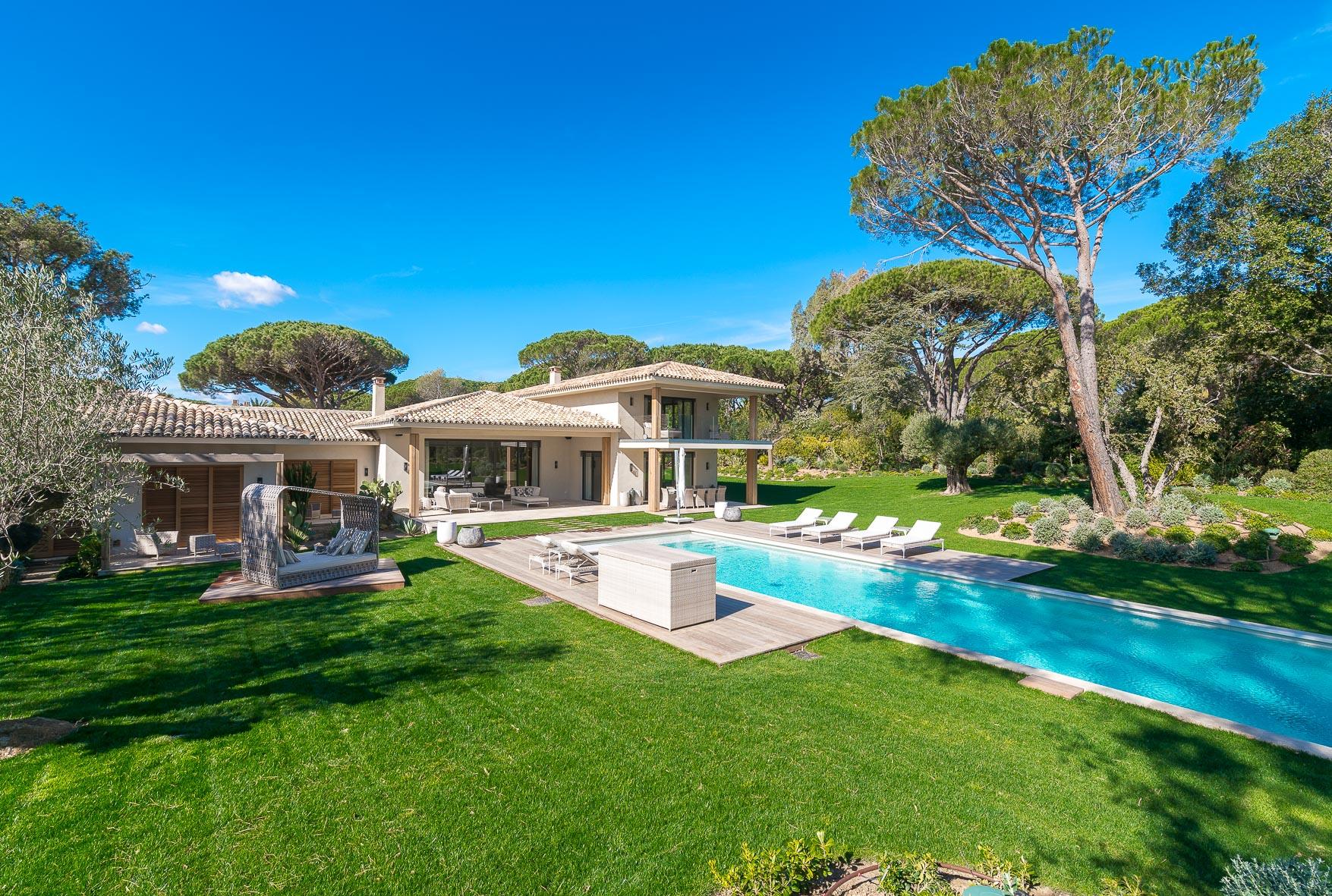 villa rental Saint Tropez 3
