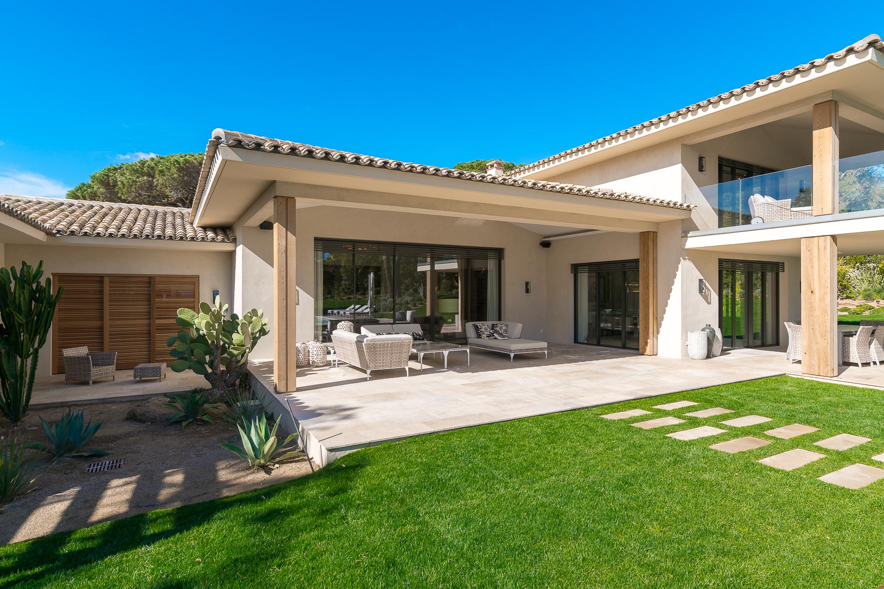 villa rental Saint Tropez 6