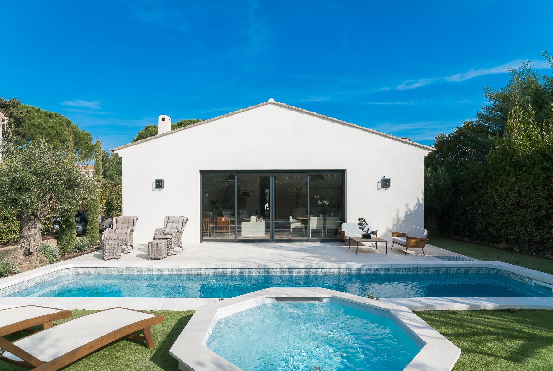 Villa Tropezienne Bo House BD-4