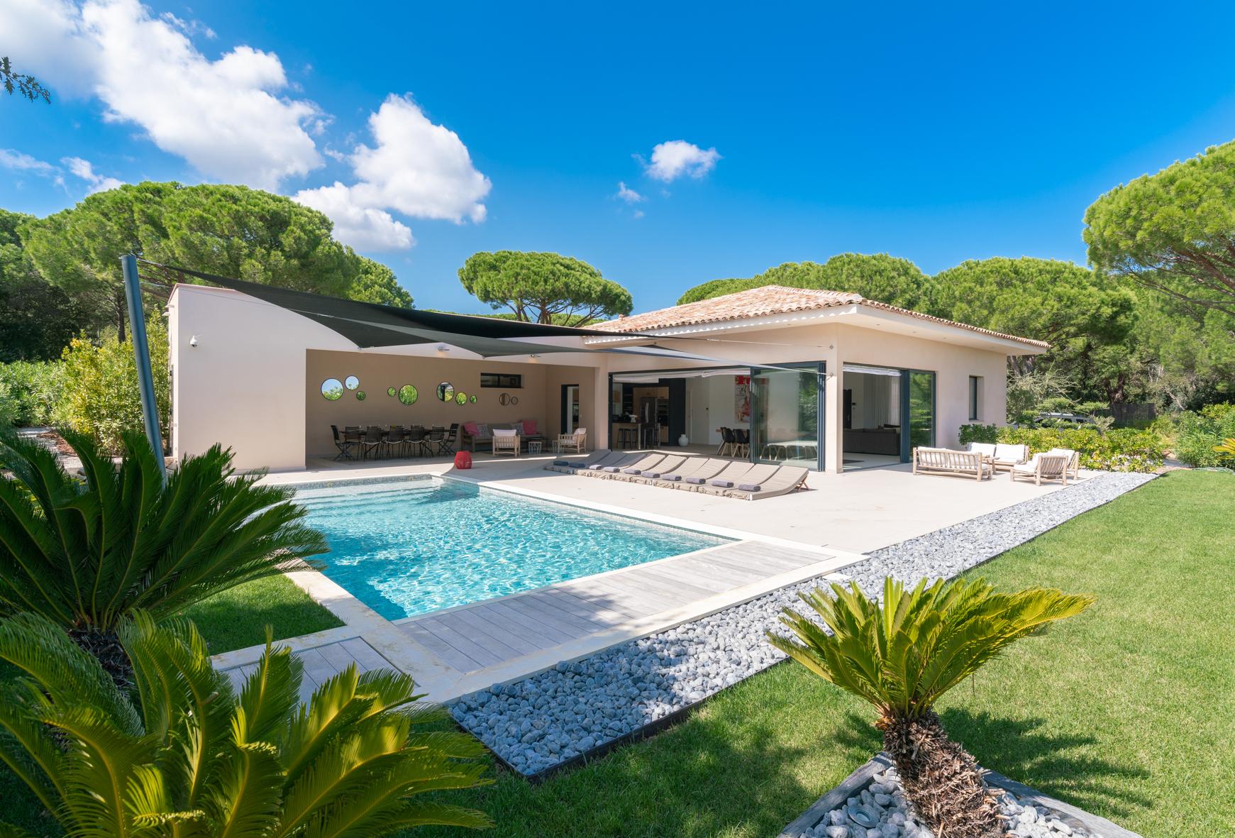 Villa Cycas villa overview image