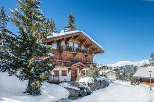 Chalet Aspen villa overview image