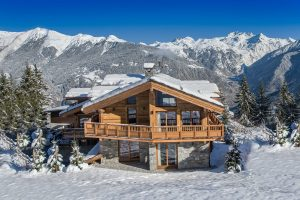 Chalet Ancolie villa overview image