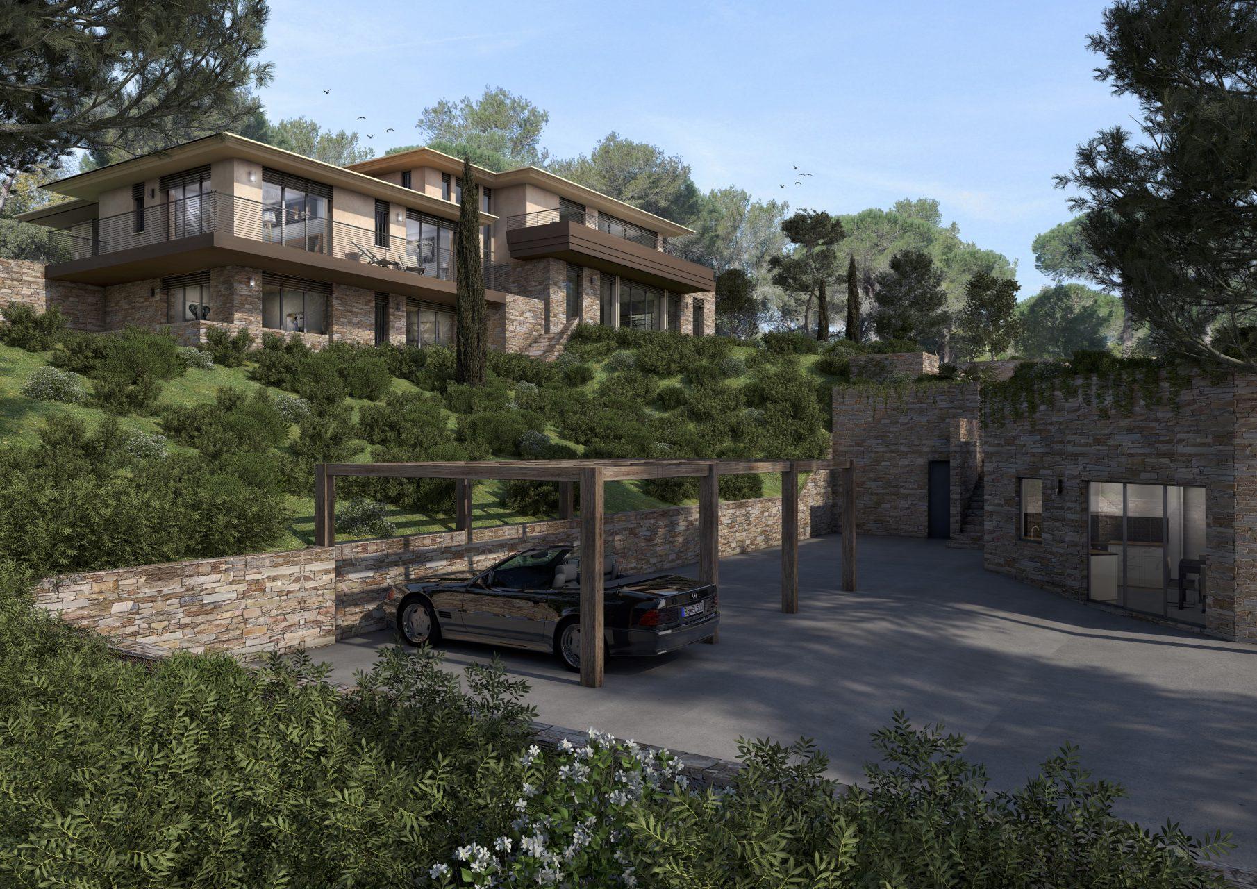 Villa OMEGA 1