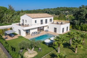 Villa Belle des Marres villa overview image